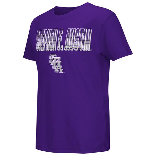 Colosseum Athletics™ Youth Stephen F. Austin State University Gack Short Sleeve T-shirt - view number 1