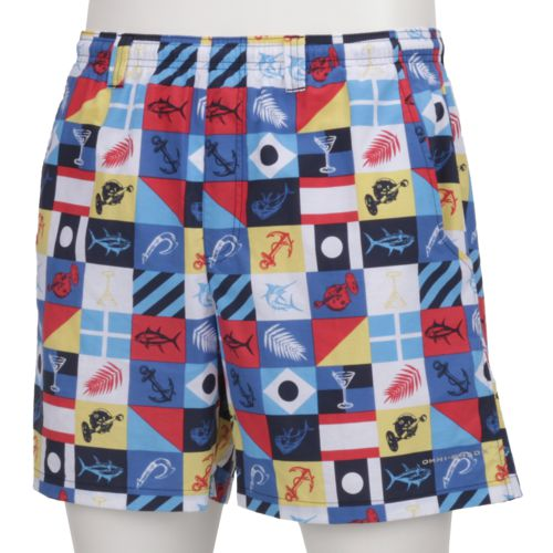 Display product reviews for Columbia Sportswear Men's PFG Backcast II Printed Swim Trunk