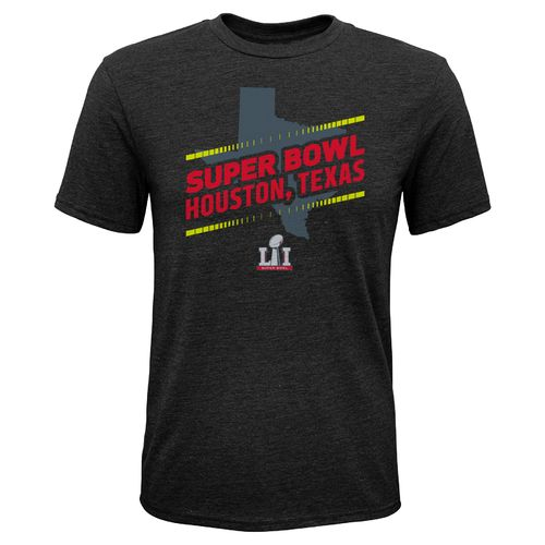 NFL Youth Down South Super Bowl 51 Tee