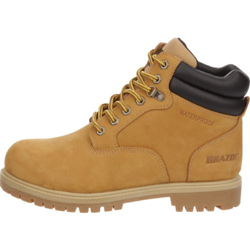 Brazos™ Men's Nubuck ST Boots - view number 1