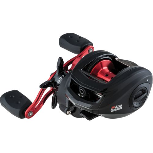 Display product reviews for Abu Garcia Black Max 3 Low Profile Baitcast Reel
