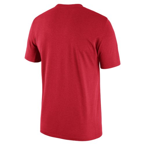 Nike Men's University of Mississippi Dri-FIT Legend Staff T-shirt - view number 2