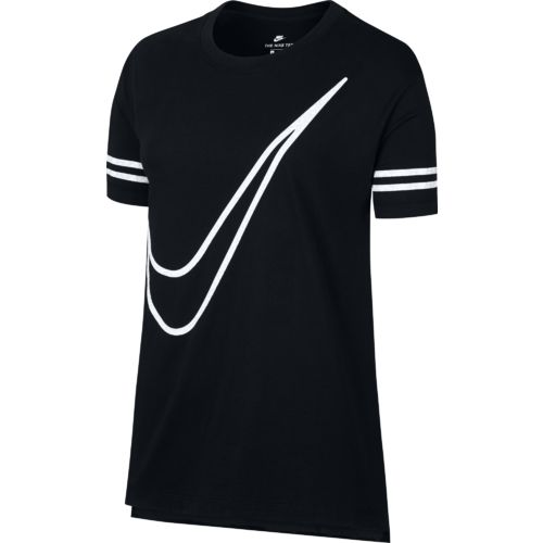 Nike Women's Swoosh Droptail Top - view number 1