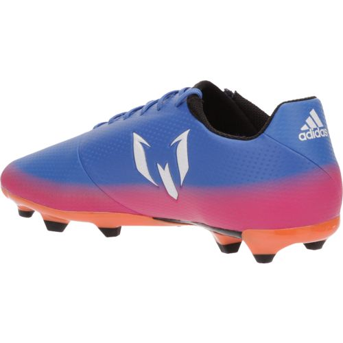 adidas Boys' Messi 16.3 FG Soccer Cleats - view number 3