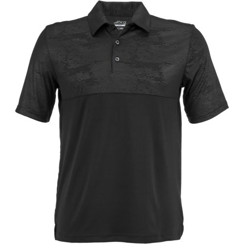 BCG Men's Golf Colorblock Polo Shirt