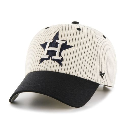 Display product reviews for '47 Houston Astros Pinstripe MVP Cap