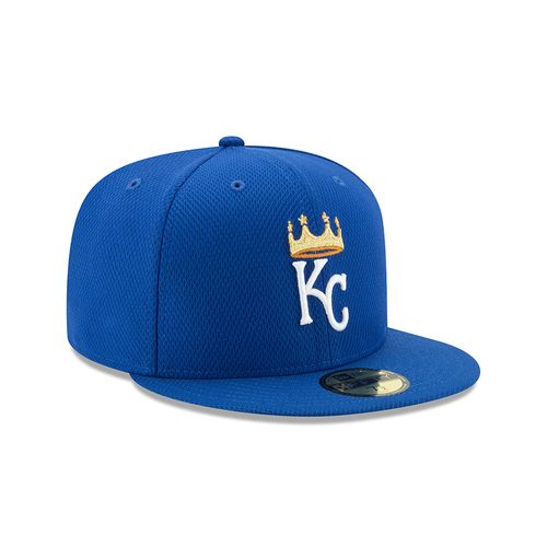 New Era Men's Kansas City Royals MLB 17 Diamond Era 59FIFTY Cap - view number 3