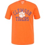 Colosseum Athletics Men's Clemson University Vintage T-shirt - view number 1