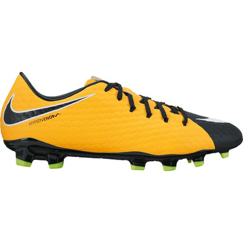 Nike Men's Hypervenom Phelon III Jr. Firm-Ground Soccer Cleats