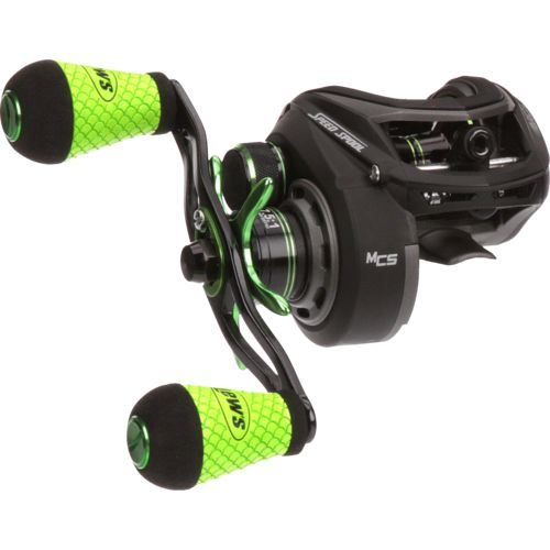 Lew's Mach 2-Speed Spool SLP MH2SH Baitcast Reel - view number 1