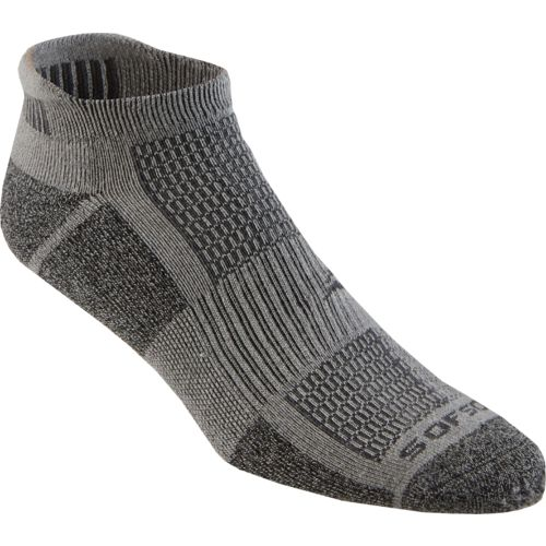Display product reviews for BCG Men's Multisport Cushion Low-Cut Socks 3-Pack