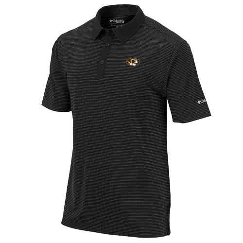 Columbia Sportswear Men's University of Missouri Sunday Polo Shirt - view number 1