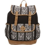 Emma & Chloe Girls' Vinyl-Base Cotton Backpack - view number 1