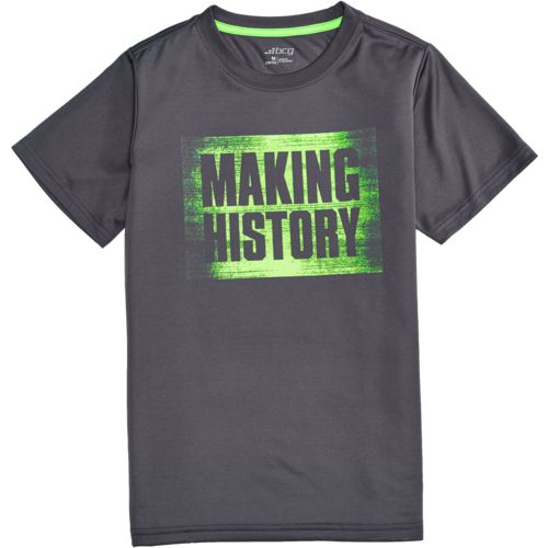 BCG Boys' Making History Training T-shirt - view number 4