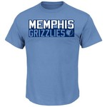 Majestic Men's Memphis Grizzlies Vertical Mike Conley 11 T-shirt - view number 2