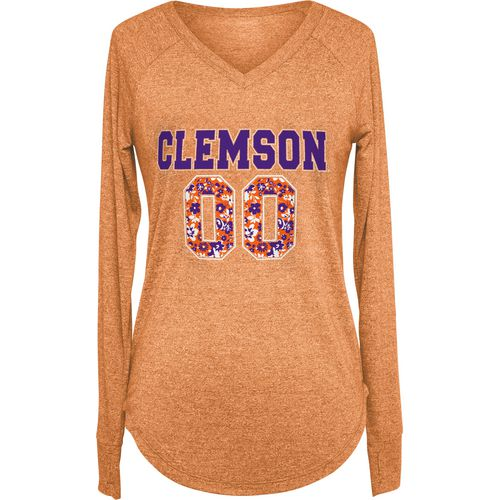 Chicka-d Women's Clemson University Favorite Long Sleeve T-shirt
