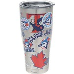 Tervis Toronto Blue Jays All Over 30 oz Stainless-Steel Tumbler - view number 1
