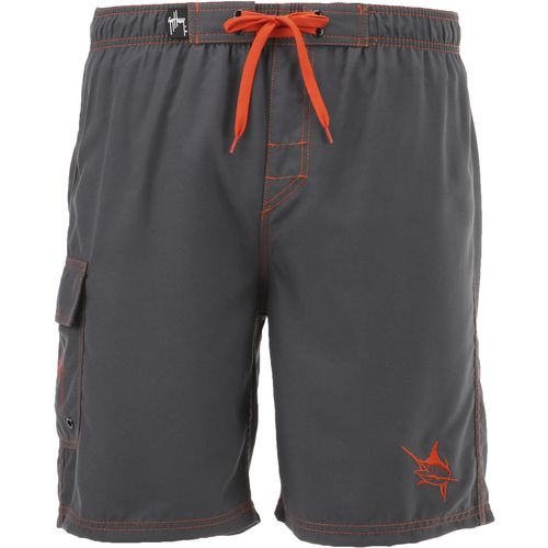 Guy Harvey Men's Dos E-Boardshort