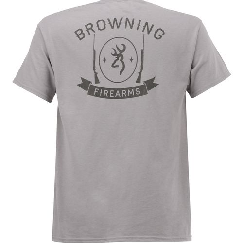 Browning Men's Firearms Classic Outdoor Graphic T-shirt