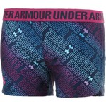 Under Armour Girls' Wordmark Play Up Short - view number 3