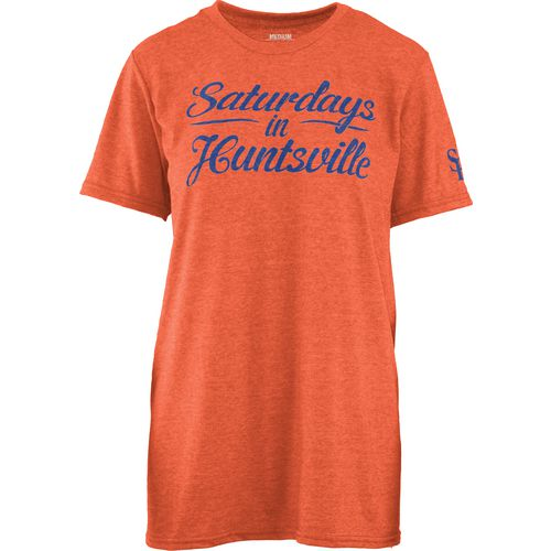 Three Squared Juniors' Sam Houston State University Saturday T-shirt