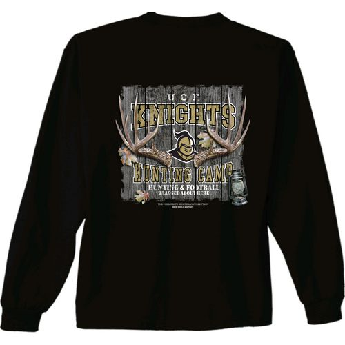 New World Graphics Men's University of Central Florida Hunt Long Sleeve T-shirt