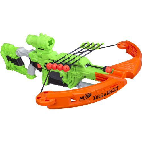 NERF Zombie Strike Dread Bolt Crossbow - view number 1