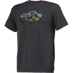 State Love Men's Texas Buffalo Short Sleeve T-shirt - view number 3