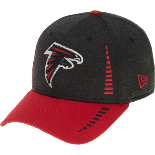 New Era Men's Atlanta Falcons Speed Tech Adjustable 9FORTY Cap - view number 2