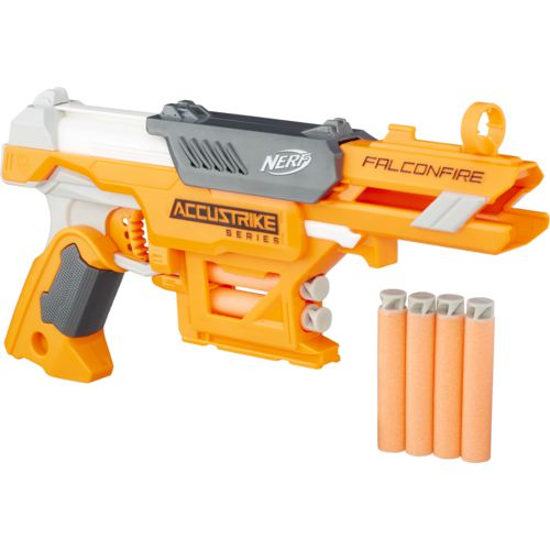 Display product reviews for NERF N-Strike Elite AccuStrike Falconfire Blaster