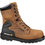 Carhartt Men's 8 in Soft Toe Work Boots - view number 1