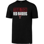 '47 Texas Tech University Stacked Splitter T-shirt - view number 1