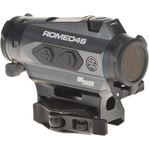SIG SAUER Romeo4S 1 x 20 Solar Red Dot Sight - view number 1