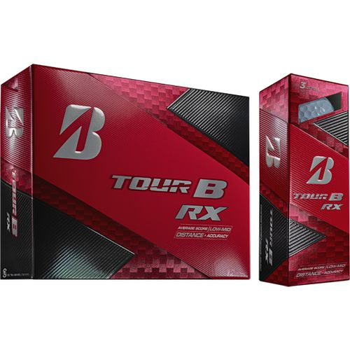 Bridgestone Golf Tour B RX Golf Balls 12-Pack