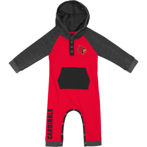 Colosseum Athletics Infant Boys' University of Louisville Truffle Onesie