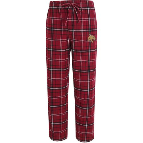 Concepts Sport Men's Texas State University Ultimate Flannel Pant