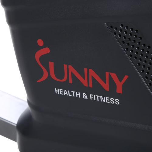 Sunny Health & Fitness Easy Adjustable Seat Recumbent Bike - view number 6