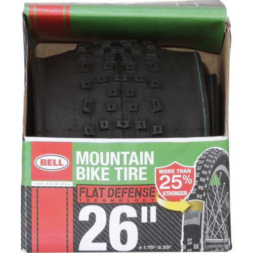 Bell Mountain Tire 26 in Flat Defense Tire