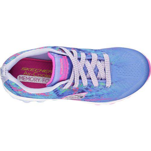SKECHERS Girls' Skech-Air Jumparound Training Shoes - view number 5