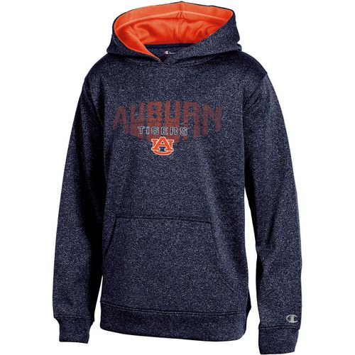 Champion Boys' Auburn University Take Off 3 Pullover Hoodie