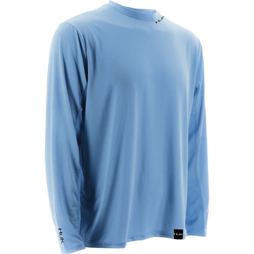Huk Men's LoPro Icon Long Sleeve Fishing Shirt