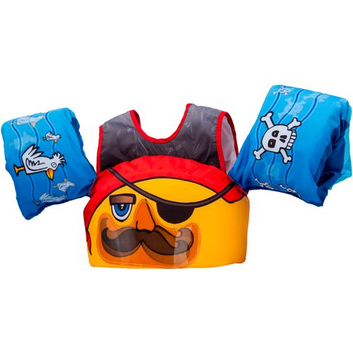 Body Glove Kids' Pirate Paddle Pals Motion Swim Life Vest