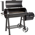 Outdoor Gourmet Hill Country Offset Charcoal/Wood Smoker - view number 3