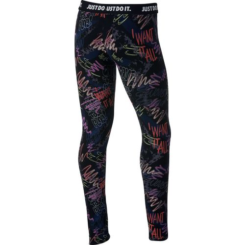 Nike Girls' Sportswear Legging - view number 2