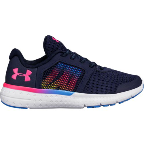 Under Armour Girls' Micro G Fuel Prism AL Running Shoes