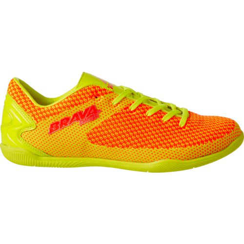Display product reviews for Brava Soccer Men's Injected Indoor Soccer Cleats
