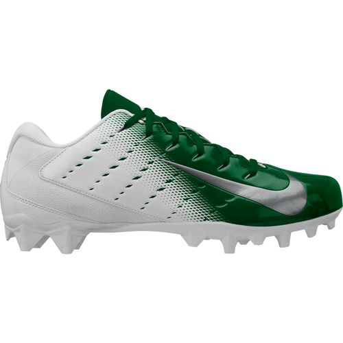 White/Metallic Silver/Pine Green/Black