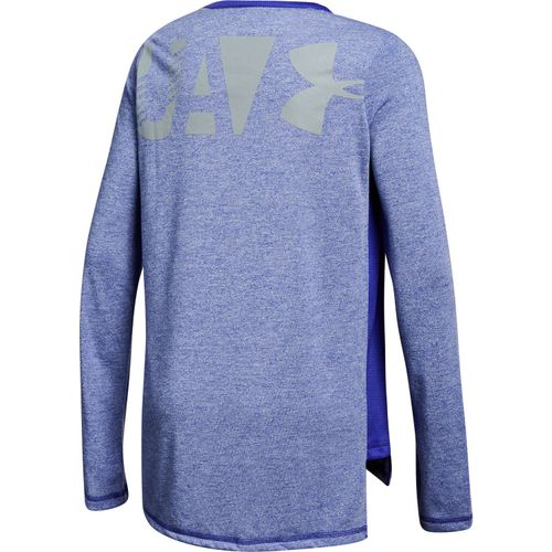 Under Armour Girls' UA Siro Long Sleeve T-shirt - view number 2