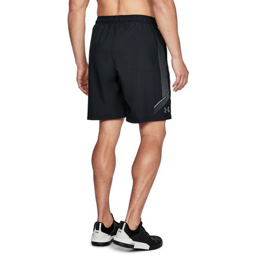 Under Armour Men's Woven Graphic Shorts - view number 4