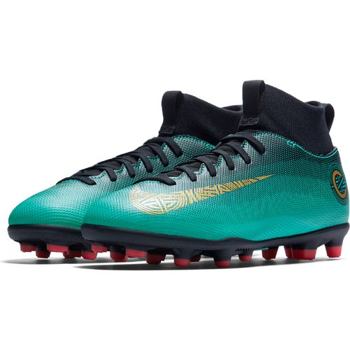 Nike Kids' Jr Superfly 6 Club CR7 FG/MG Soccer Shoes - view number 2